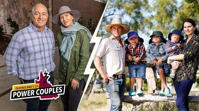Queensland's top 25 power couples — part one