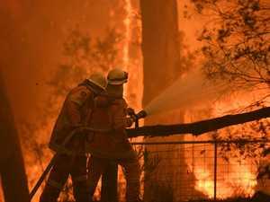 One word that defines bushfire crisis