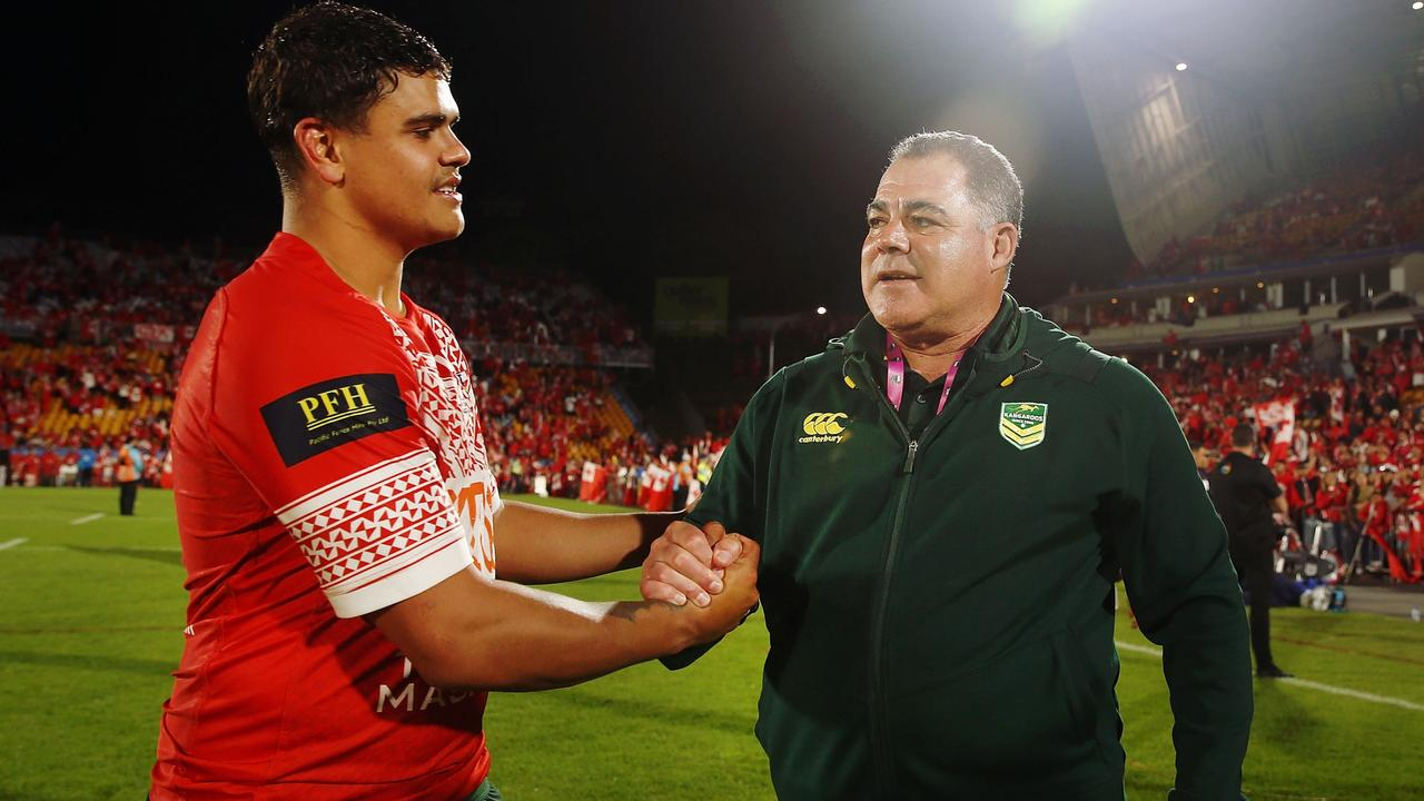 Mal Meninga could offer a genuine path for Mitchell. Photo: Anthony Au-Yeung/Getty Images