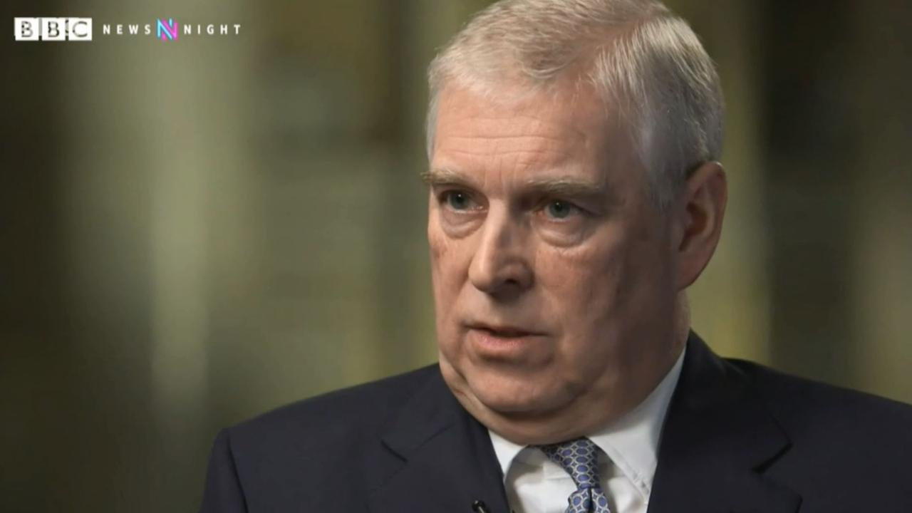 Prince Andrew said it was not