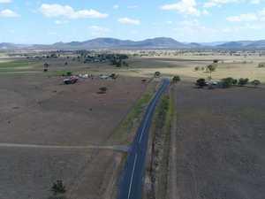 GALLERY: 38 aerial shots show devastating dry across Gympie region