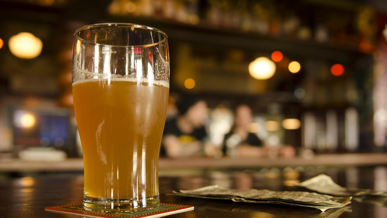 Punters are frothin' at the idea of studying craft beer.
