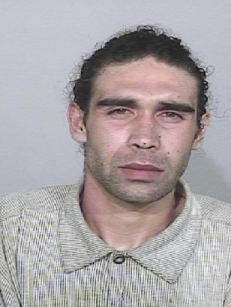 Wanted on warrant - David Roberts.
