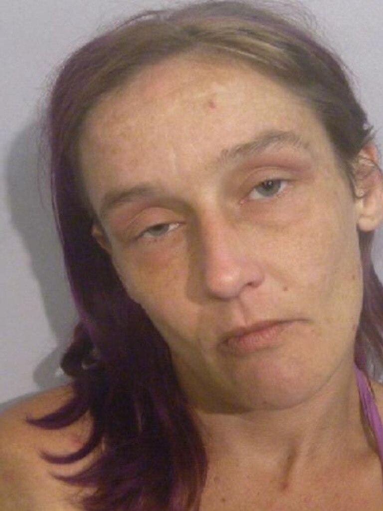 Wanted on warrant - Emma Dann.