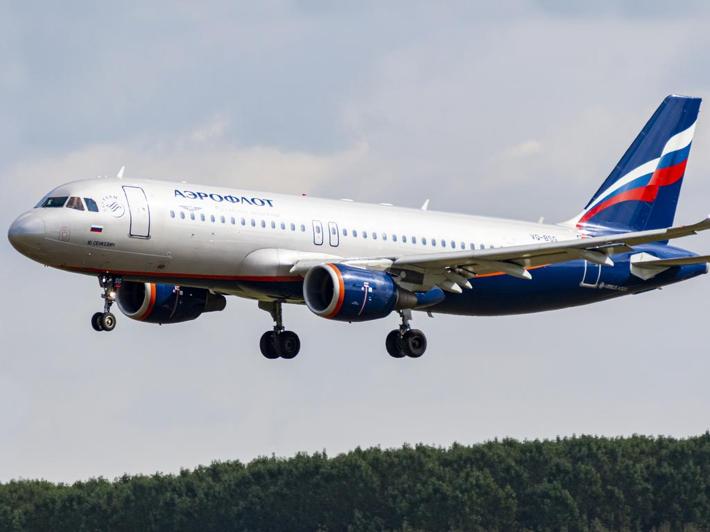 An Aeroflot pilot has reportedly died mid-flight.