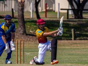 Gallery: New table leaders for Gympie Cricket