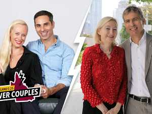 Queensland's top 25 power couples — part two
