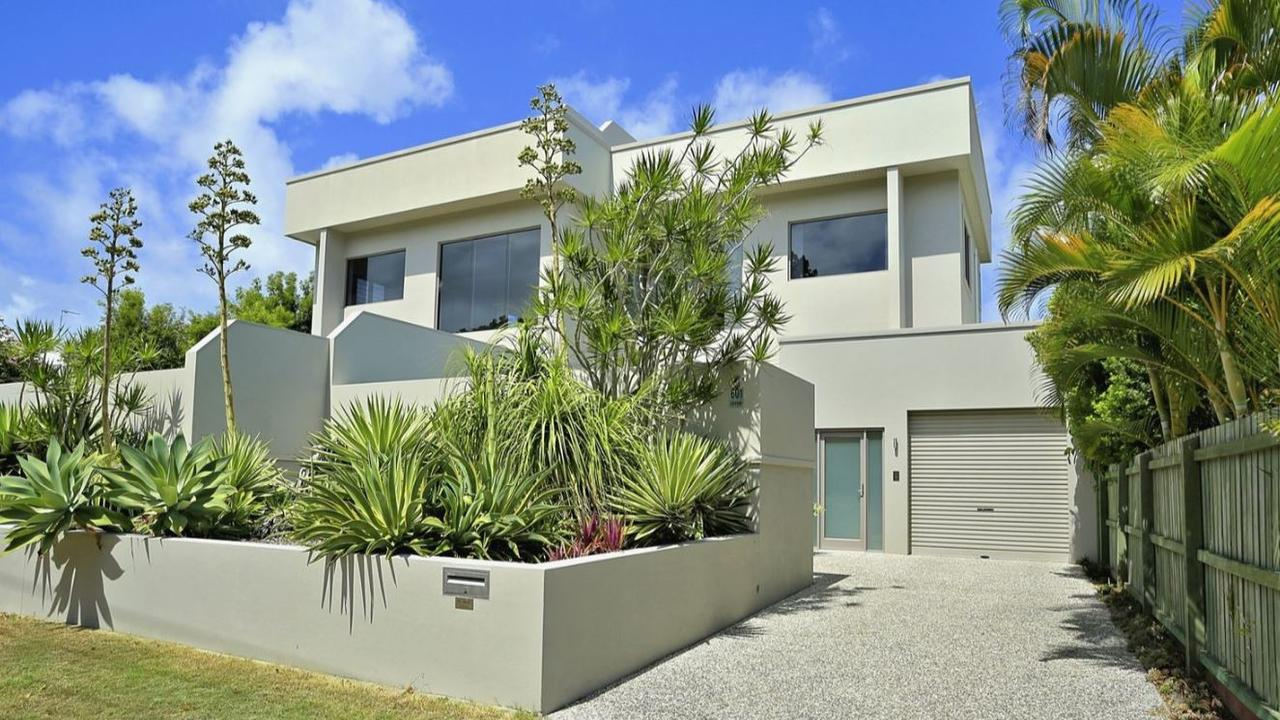 The beachfront multi-level house at 1/601 Esplanade became the highest reported sale in the region last week when it sold for $755,000.