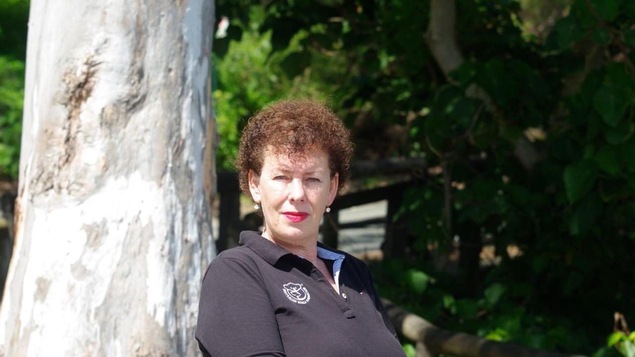 Koala campaigner Deborah Tabart.