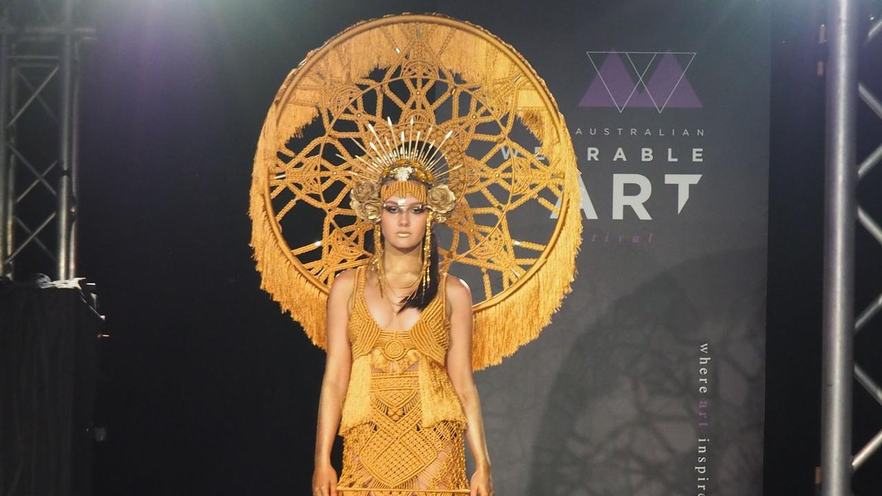 Last year's supreme overall winner, 'Amaterasu' by Jodie Whittaker.