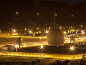 Hundreds sign up to storm Pine Gap, 'rescue aliens'