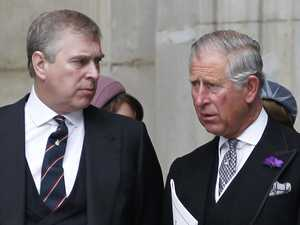 'Furious' Prince Charles storms home