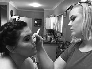 CQUni student trades medicine for beauty
