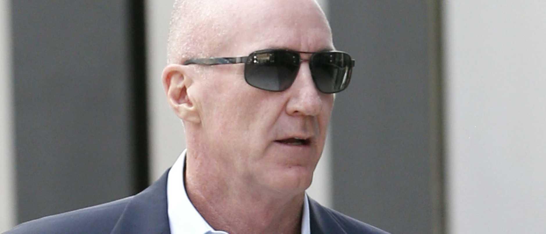 Former AFL player Tony Smith. Picture: Steve Pohlner
