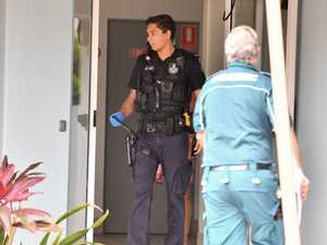 Dead body found in Coast unit complex