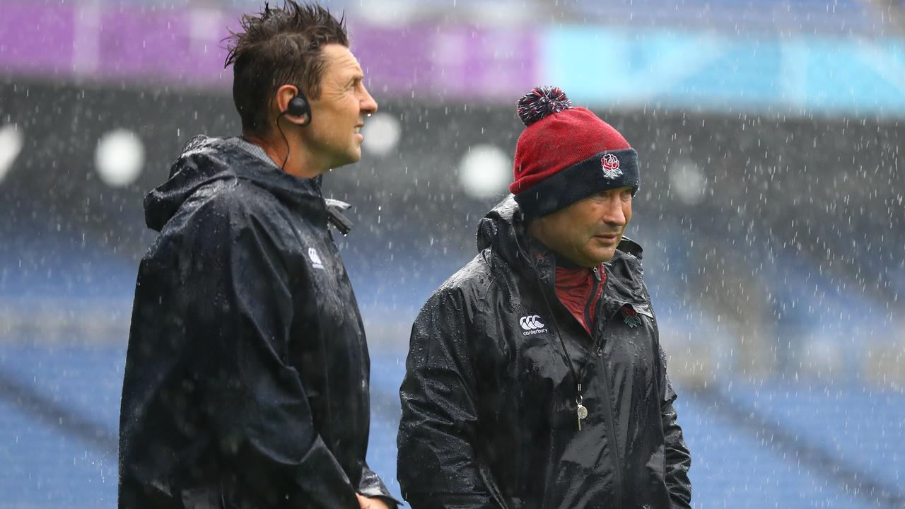 Scott Wisemantel has chosen to part ways with England.