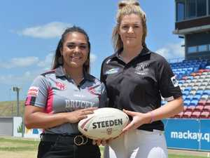 Surgery couldn't stop Mackay women's player of the year