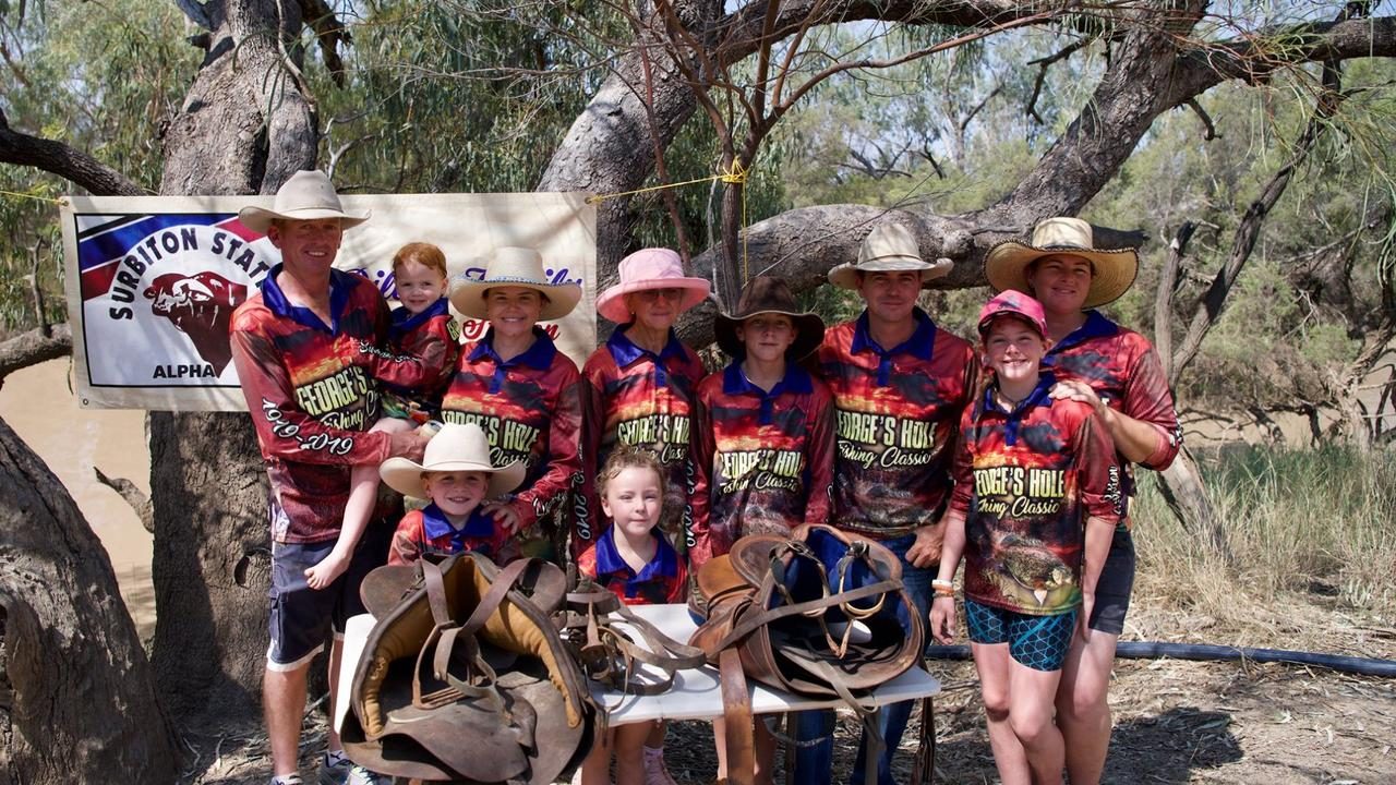 Close to 300 people made their way to Surbiton Station for the 2019 George's Hole Fishing Classic which also celebrated the Dillon family's 100th year on the property.
