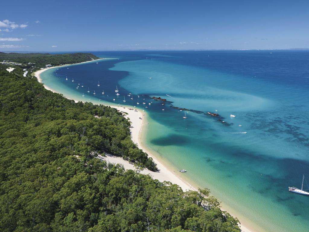 Tangalooma Resort on Moreton Island