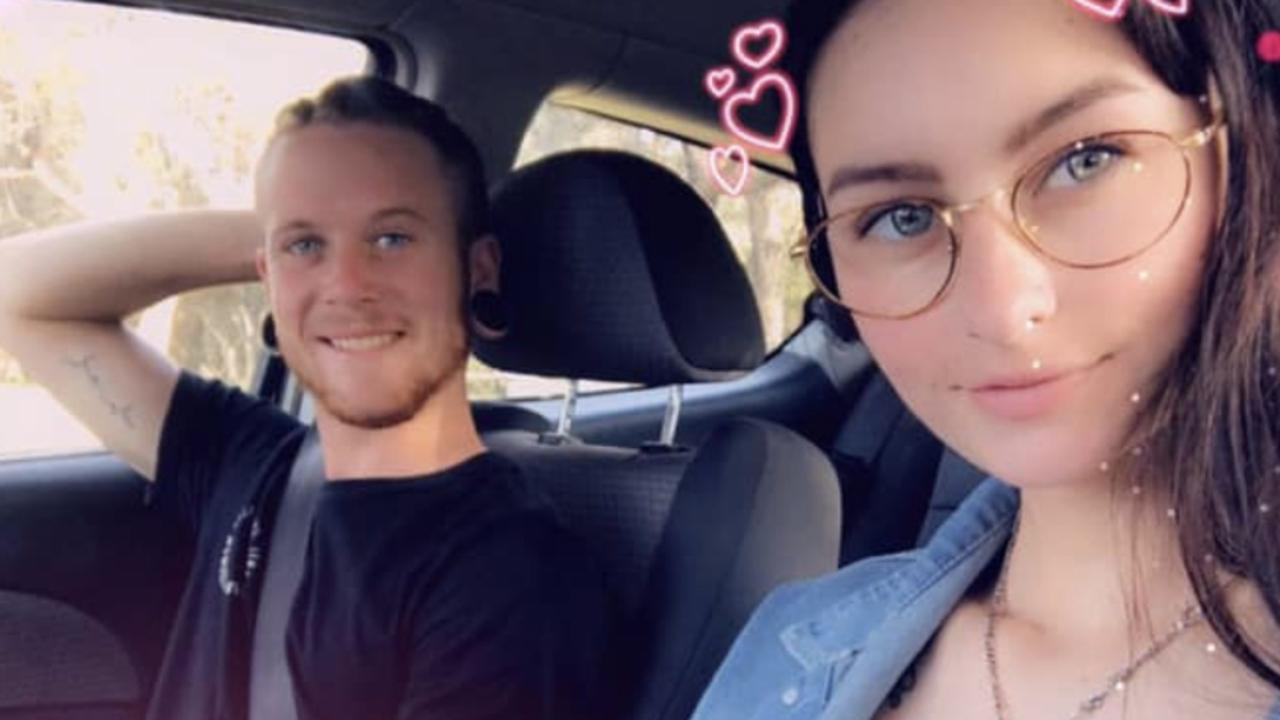 Victoria McCloy, 22, and Geoffrey Bignell, 20, are missing.