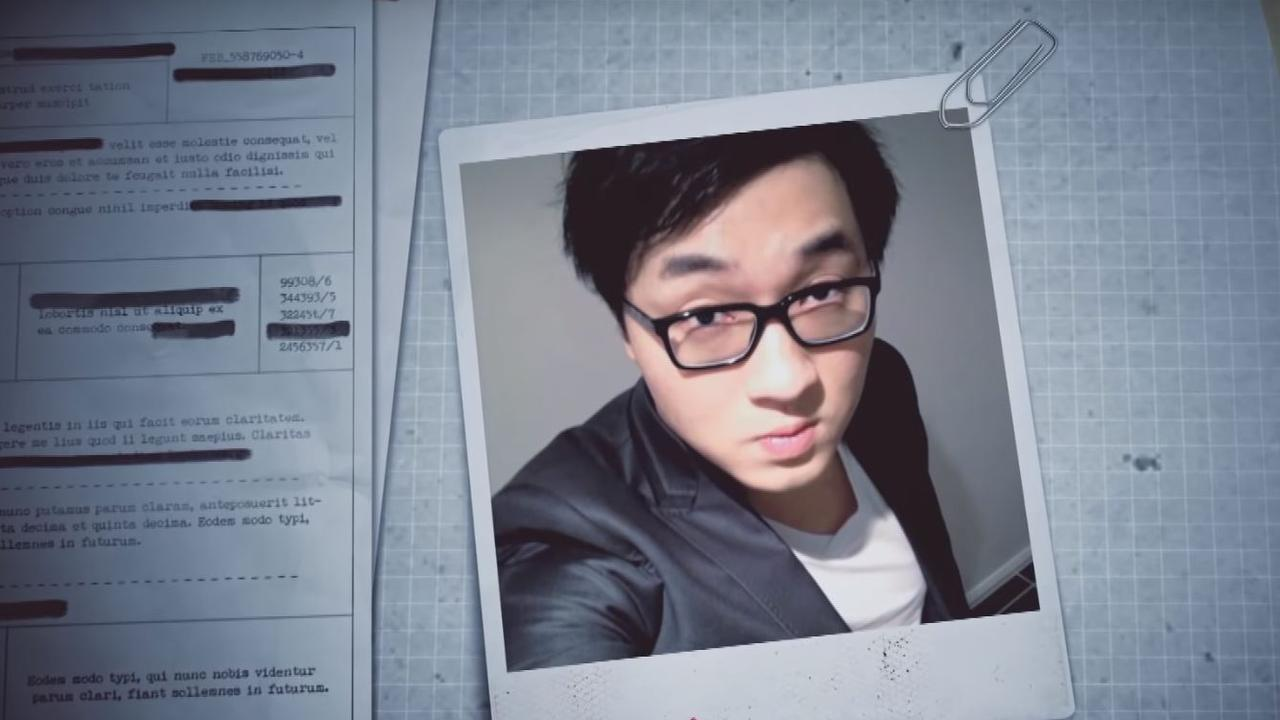 Nick Zhao. Picture: 60 minutes