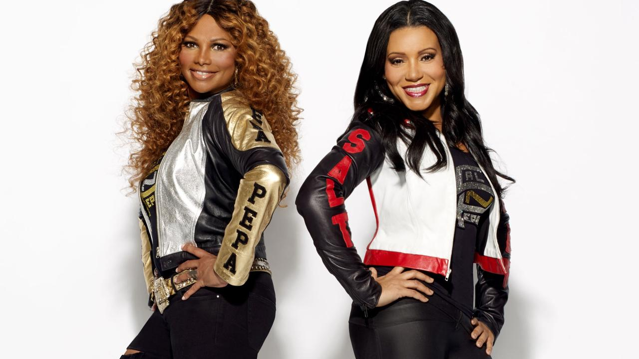 Salt-N-Pepa revealed the meaning behind their smash hit.