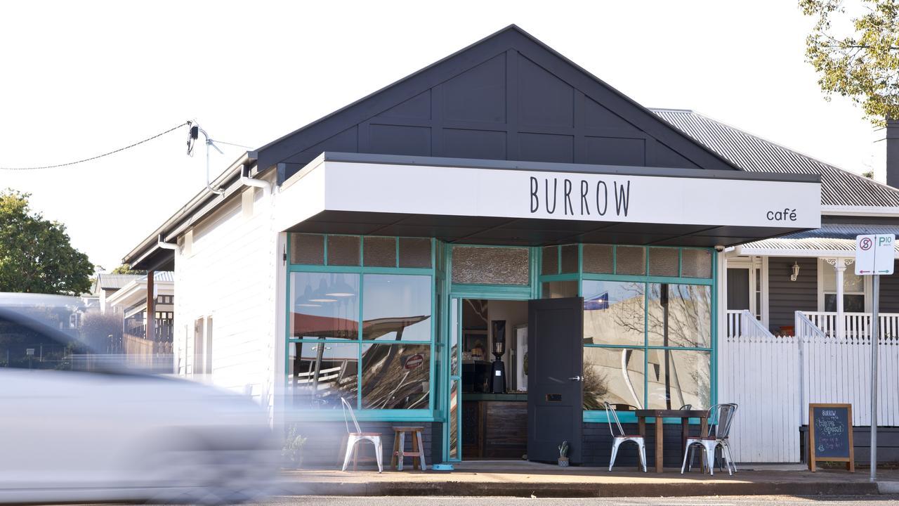 Burrow opened in Toowoomba in late 2018.
