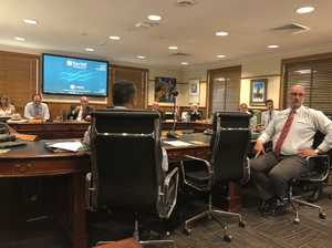 ROLLING COVERAGE: Hervey Bay council meeting