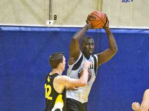 Former NBL player bringing basketball with a twist to town