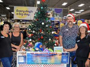 Salvos and Big W join forces to spread the love at Christmas