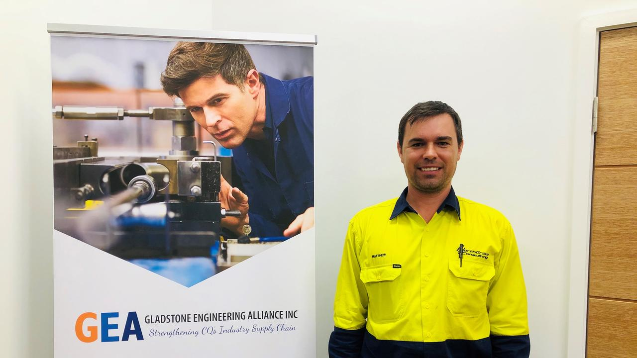 NorthGroup Consulting's Matthew McDonald has been announced as one of the two new board members at Gladstone Engineering Alliance.
