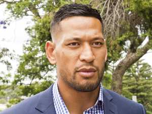 Folau's bombshell announcement sparks reaction