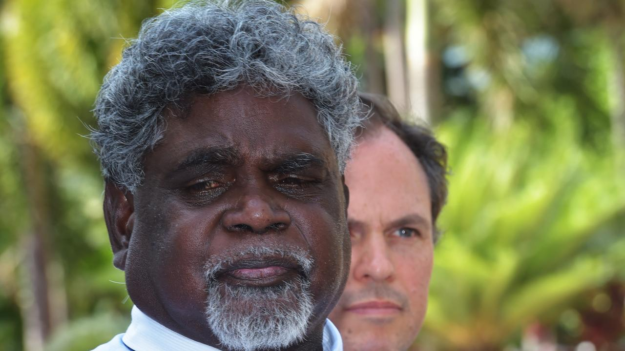 The Gunner Government say they will not support a motion calling for more oversight of remote policing tabled by the Member for Nhulunbuy Yingiya Mark Guyula in parliament today.