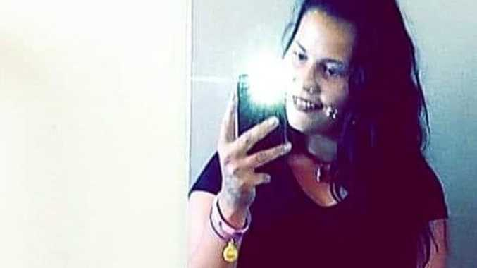 CHARGED: Jessica Fay Robinson pleaded guilty to one charge of unauthorised dealing with shop goods.