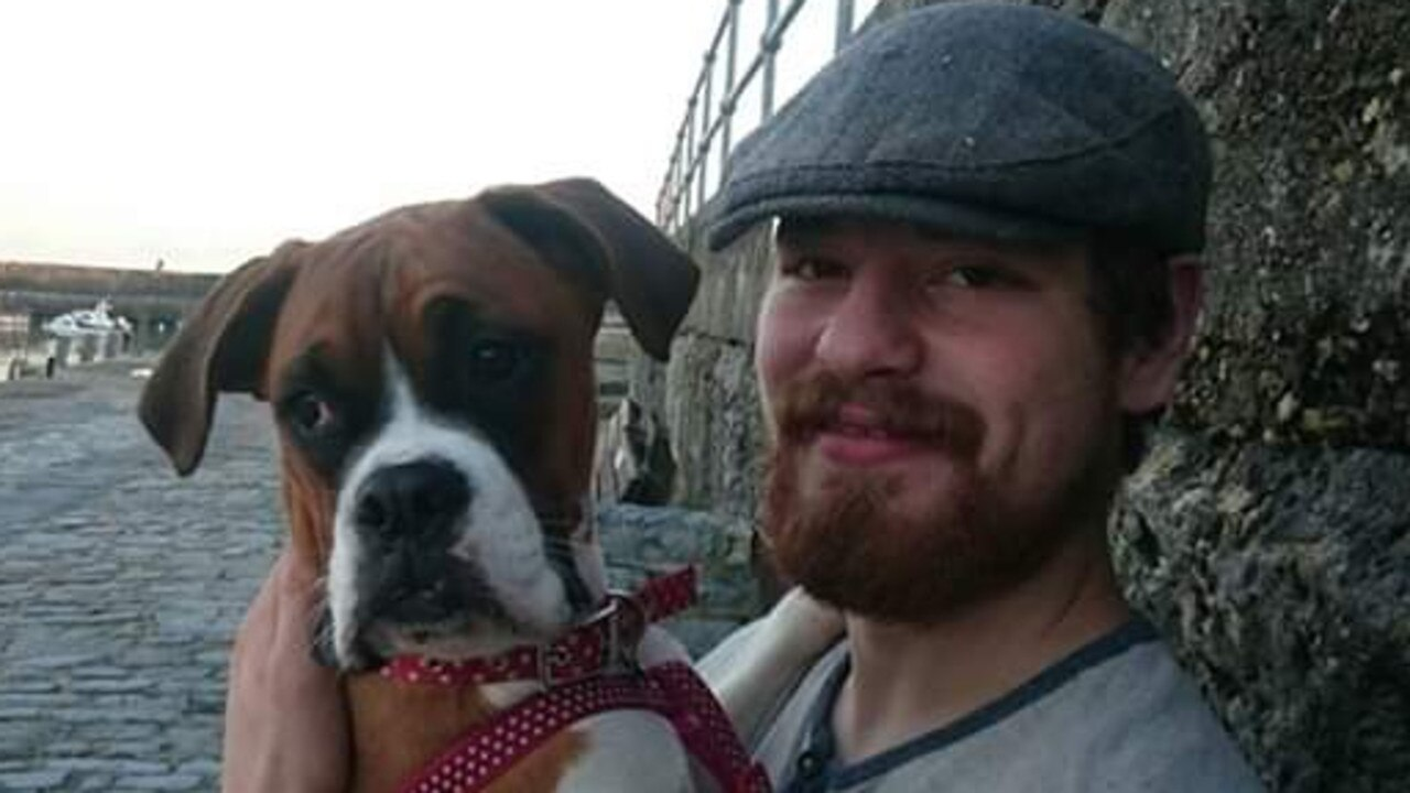 Harry Evans, 23, died after being bitten by a sea snake last year. Picture: Supplied