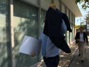 Principal dives for cover as cops probe school