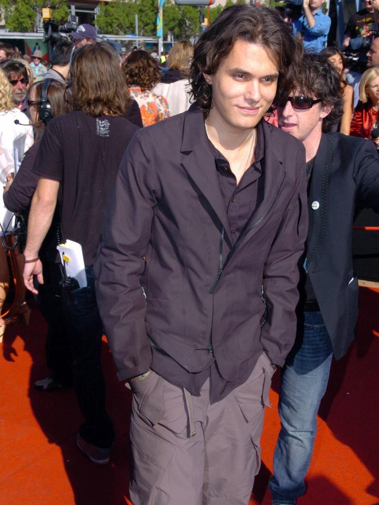 John Mayer wondering where he is.