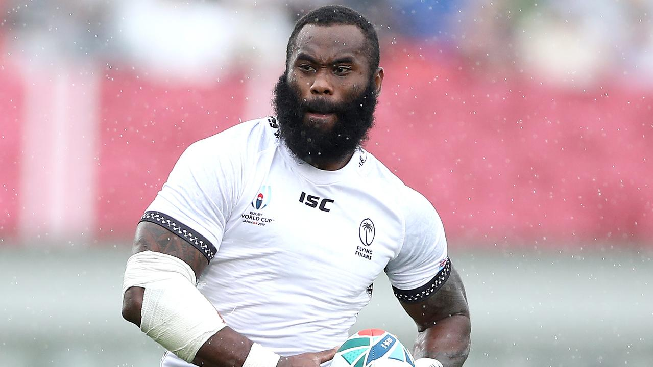 Semi Radradra is sticking with rugby union. (Photo by Cameron Spencer/Getty Images)