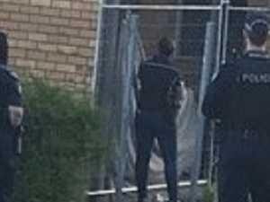 One man riot became eight-hour drug siege