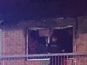 One killed in horror Brisbane unit fire