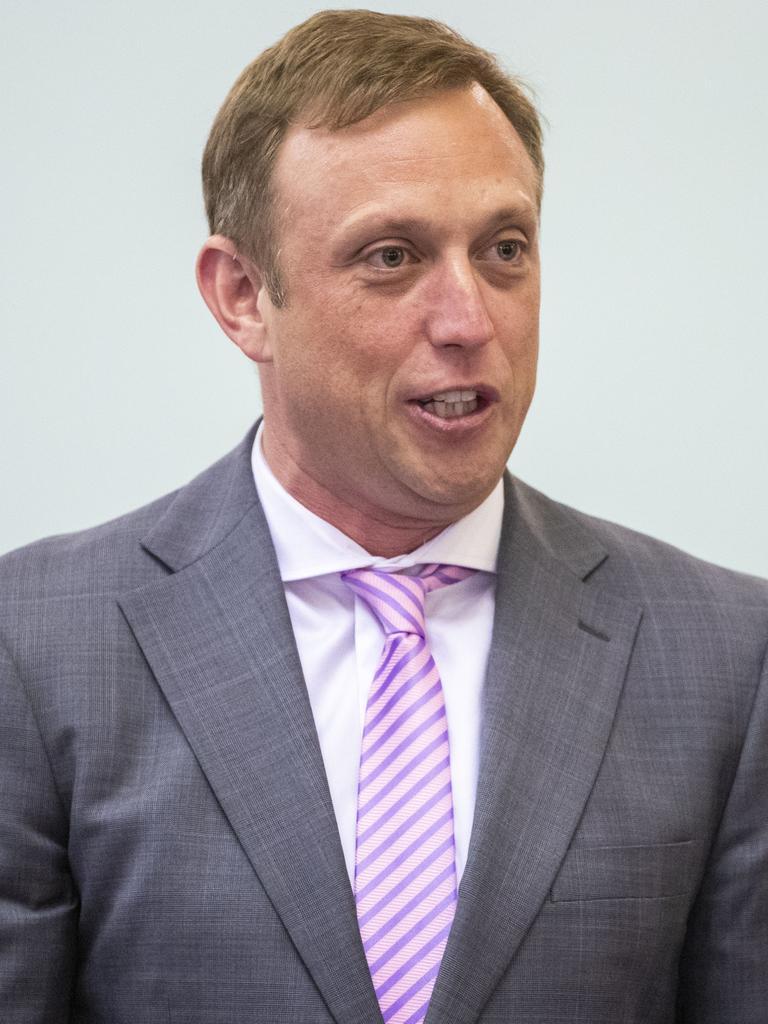 Health Minister Steven Miles. Picture: Glenn Hunt