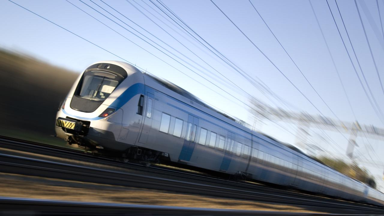 """Forget the """"romance"""" of train travel — all we want is speed."""