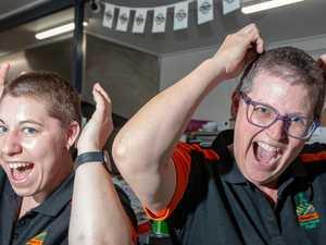 Lockyer team preparing to crack $10k for cancer cause