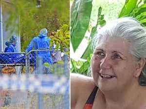 Grandmother 'drowned in her own blood'
