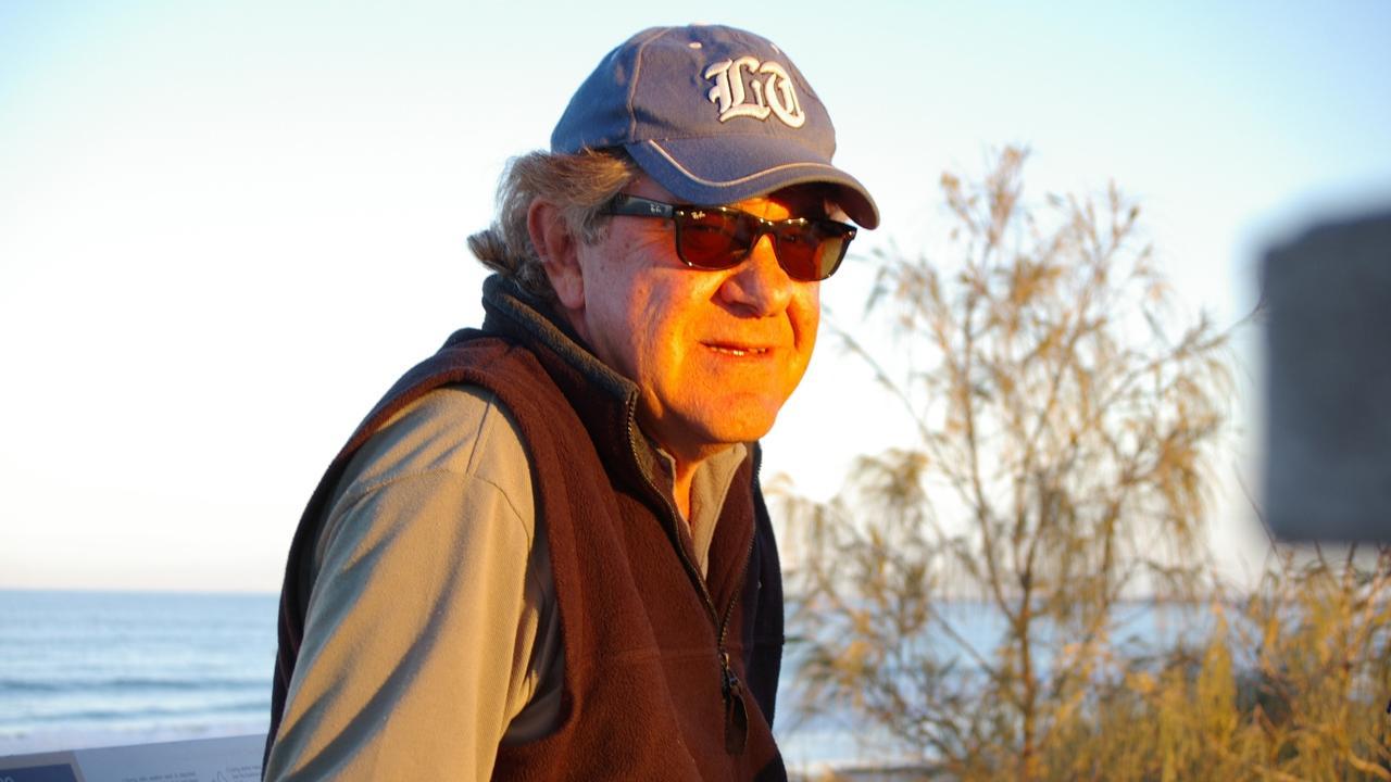NOOSA MADE: Zee Wetsuits owner Bernie Filler.