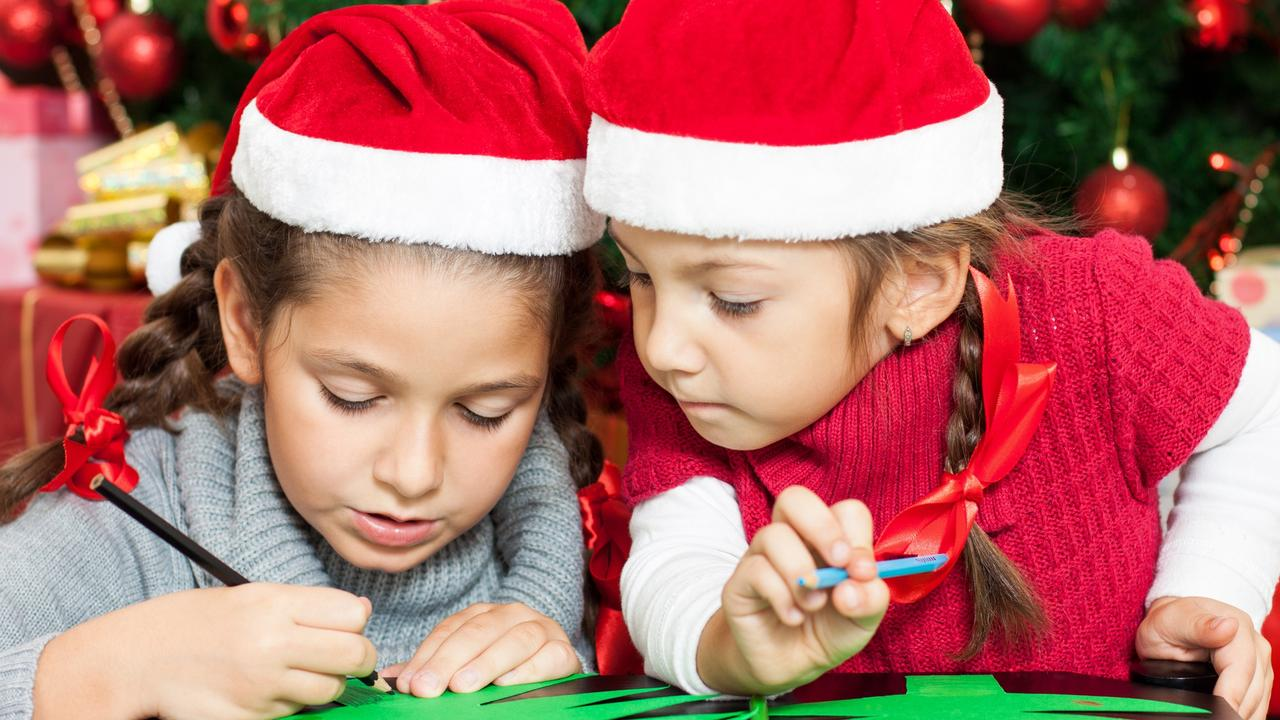 Presents are materialistic, cards are unsustainable and children should be told the truth — not even Christmas is safe from attacks, writes Louise Roberts.
