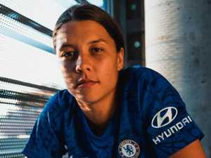 'A joke': Sam Kerr rejected from flight