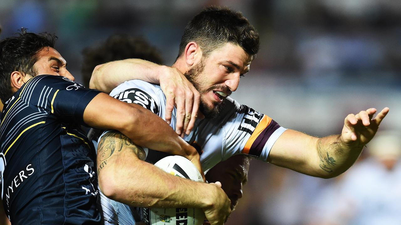 Matt Gillett missed out on selection in Tony Durkin's team. Picture: Zak Simmonds
