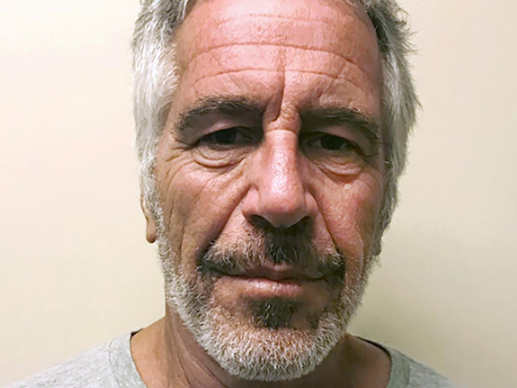 Billionaire paedophile Jeffrey Epstein was found dead in his New York jail cell in August in a death authorities ruled suicide. Picture: New York State Sex Offender Registry via AP