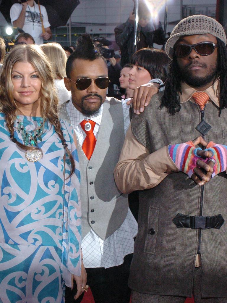 Black Eyed Peas.